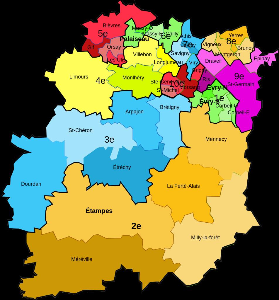 communes zones pinel