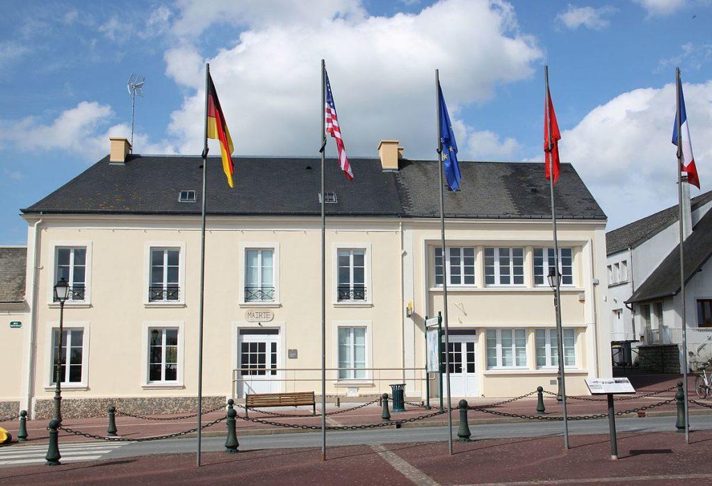 mairie de normandie